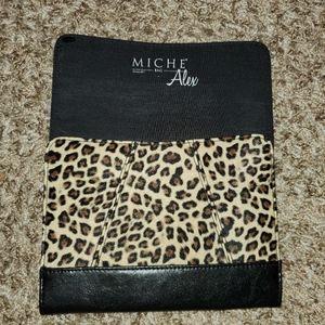 Miche Alex petite/mini bag cover (leopard print)
